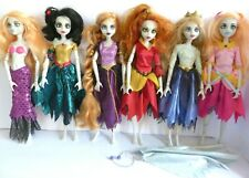 Ariel, S / White, Rapunzel, Belle, Sleep Beauty, Cinders Once Upon A Zombie Doll