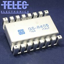 1 PC. SGS GS-R405 Single Output Switching Regulator