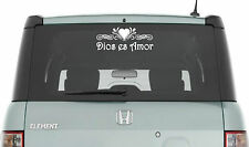 Car Decals. Wall Decal. Laptop Decal... Christian. Dios es amor