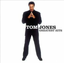TOM JONES Greatest Hits CD BRAND NEW