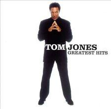 JONES,TOM Greatest Hits CD