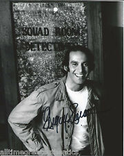GREGORY SIERRA SIGNED AUTHENTIC BARNEY MILLER 'DET. SGT. CHANO' 8X10 PHOTO w/COA