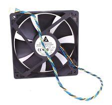 Delta fan AFB1212SH 12CM  12025 120*120*25MM 12V 0.80A Cooling Fan Good Quality