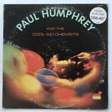 Paul Humphrey And The Cool Aid Chemists LP VG-/VG++