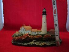 Resin Decorative, Mini Lighthouse Heavy F/S