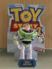 Disney Pixar Toy Story 4 Posable Buzz Lightyear Figure.  Still In Packaging.