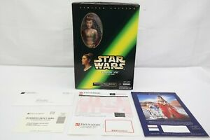 """Star Wars Princess Leia Organa & R2-D2 As Jabba's Prisoners Collection 11"""" Doll"""
