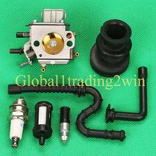 Carburetor AV Buffer Oil Fuel Filter F STIHL Chainsaw MS290 MS310 MS390 029 039