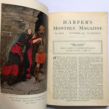 Harper's Monthly Magazine 1902 hasta 1907 editorial: Harper & Brothers, New York