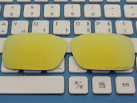 Replacement Gold Polarized Lenses for-Oakley Crankcase Sunglasses OO9165