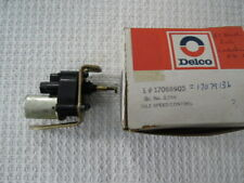 1982 Buick, Cadillac, Idle Speed Control, Rochester, 17068903, 17079136, NOS