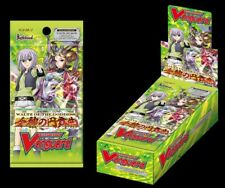 1x  Waltz of the Goddess: Booster Box New Sealed Product - Cardfight!! Vanguard