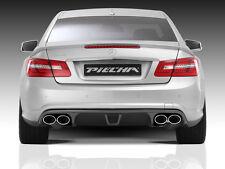 Piecha RS Heckdiffusor für Mercedes E-Klasse C207 Coupe AMG Styling bis Facelift