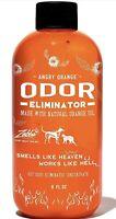 Pet Odor Eliminator for Dog and Cat Urine, Makes 1 Gallon of Solution for Carpet