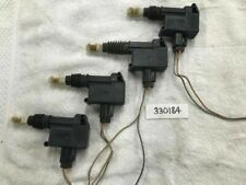 Chevy Buick Pont Olds Caddy GMC 4 Ea power door lock actuators 12v tested good
