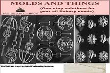 Baby Shower Kit chocolate candy mold with © Molding Instruction