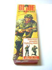 GI JOE Hasbro Action Soldier Figure Vintage 1965 Super Rare !!