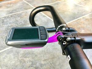 MagCAD Wahoo Elemnt Bolt Bontrager Blendr Mount - Low - Cycling 3D Printed GPS