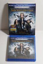 Snow White and the Huntsman (DVD, 2015) NO BLU-RAY