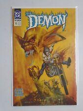 Demon W/ Lobo (1990 3rd Series) #12 - 8.0 VF - 1991