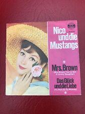Nico und die Mustangs (U. Lindenberg drums)