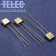 1 PC. 2N1591 NPN Silicium Low Power LF Transistor CS = TO22