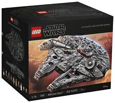 LEGO Star Wars 75192 Millennium Falcon BRAND NEW Unopened with Black Box