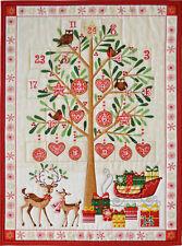 Makower: Traditional Advent Panel 1797/1