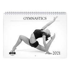 Gymnastics 2021 Wall Calendar ID:11149