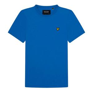 Lyle & Scott Men's Cotton Plain T-Shirt Bright Cobalt