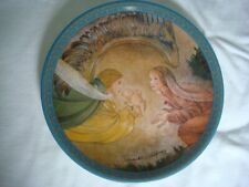 """""""The Gift""""~4th issue Sulamith's Love Song Series Plate from Konigszelt Bayern"""