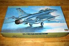 1/48 Hasegawa F-16B Fighting Falcon plus Aires Resin Cockpit set