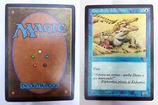 MTG Magic the Gathering Deckmaster COCCODRILLO DELLE DUNE - 100% ORIGINALE RARA