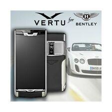 Smartphone Vertu Signature Touch Bentley Luxury Phone New For Display