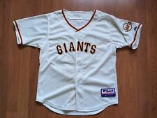 Majestic Athletic SF Giants Baseball Club All Star Stitched #28 Jersey Sz Small