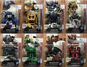 Hasbro Transformers MV5 The Last Knight Legion class Full Set package