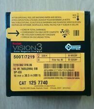 Kodak Vision 3 500T/7219 Color Negative Film