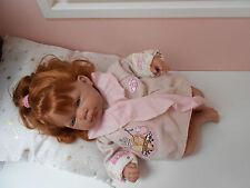 robe manteau compatible avec poupée antonio juan, baby annabell,baigneurs 45cm