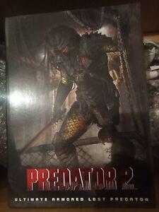 NECA Predator 2 ultimate armoured lost Predator