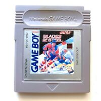 Blades of Steel ORIGINAL Nintendo Game Boy Game Tested + Working & Authentic!