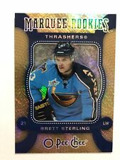 2007-08 O-Pee-Chee Hockey BRETT STERLING Micromotion Marquee Rookies #509 NM-MT