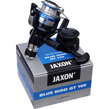Angelrolle mit Aluminiumspule Jaxon Blue Bird GT 100 Ersatzspule 4 Kugellager