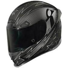 ICON AIRFRAME PRO WARBIRD Sport Integralhelm - schwarz grau