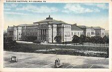 BR45601 Carnegie institute Pitsburgh usa
