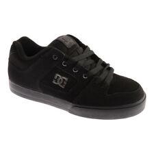 DC Shoes Pure Men's Skate Shoe Black/Pirate Black U.S. 10.5 New! Free Shipping!