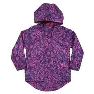 BNWT! Kids fleece lined waterproof jacket. UK Stock.
