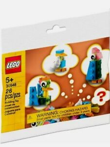 Lego Build Your Own Birds - Make it Yours 30548 Polybag, Brand new sealed