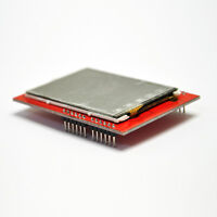 "2.4"" 2.4 Inch TFT LCD Shield Touch Panel Module TF Micro SD For Arduino UNO R3 *"