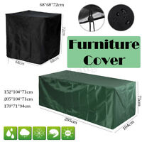 Waterproof BBQ Gas Grill Cover Heavy Duty Outdoor Barbecue Garden Patio  new