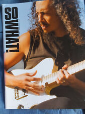 More details for so what! metallica fanclub magazine vol 15 number 2 2008 mint
